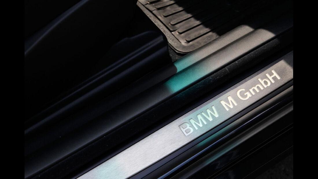 BMW M Gmbh Zierleiste