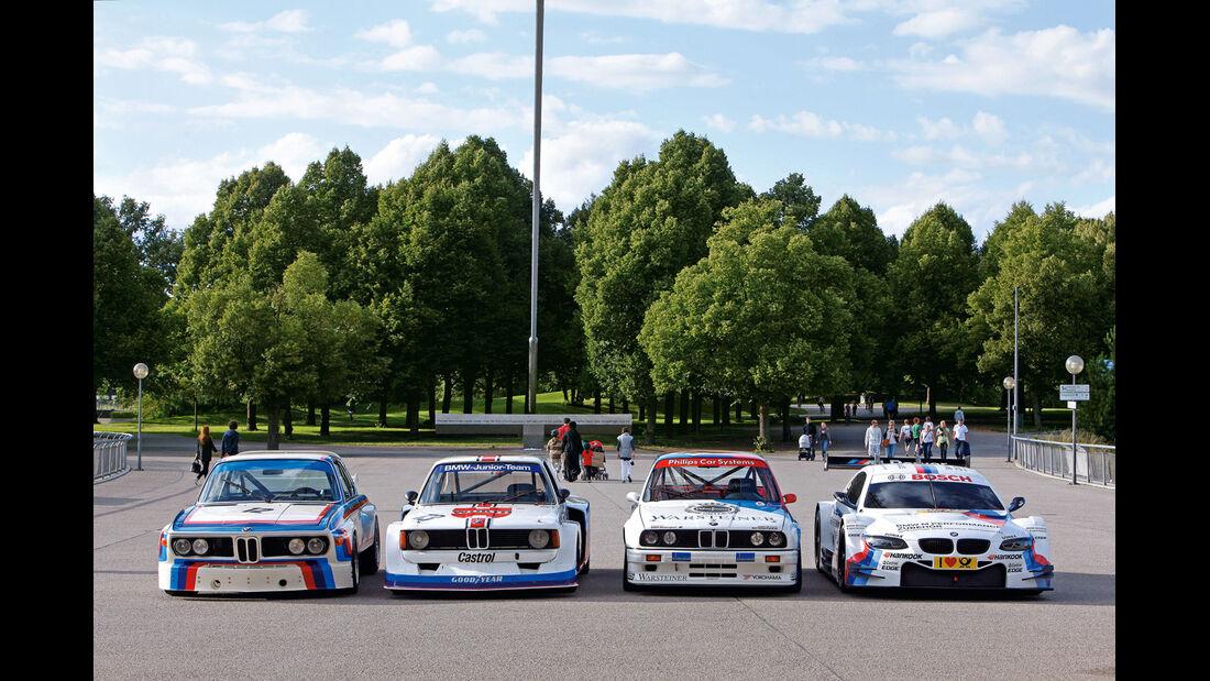 BMW M-Modelle, Frontansicht