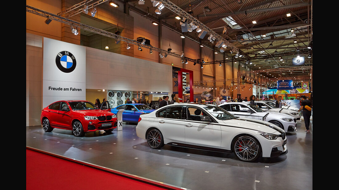 BMW M Percormance Parts, BMW M4, BMW X4, Essen Motor Show 2014