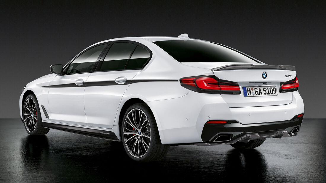 BMW M Performance Parts BMW 5er