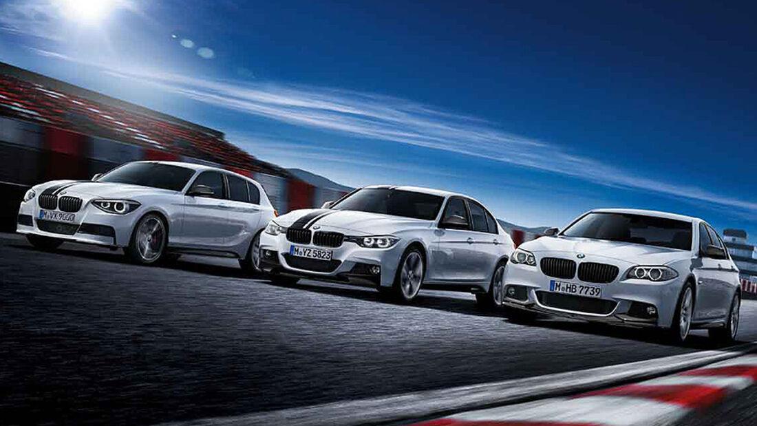 BMW M Performance Teile