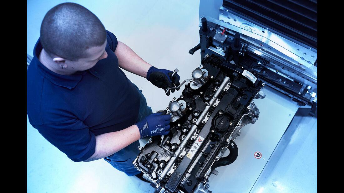 BMW M-Sechszylinder Biturbo S58 X3 M X4 M Competition