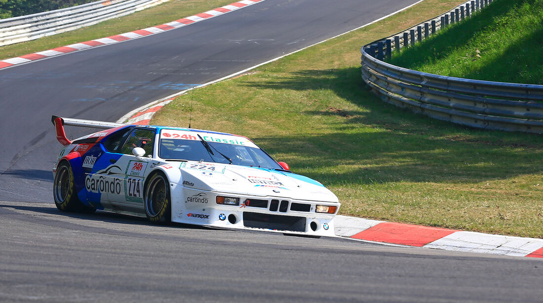 BMW M1 - 24h Classic - Nürburgring - Nordschleife