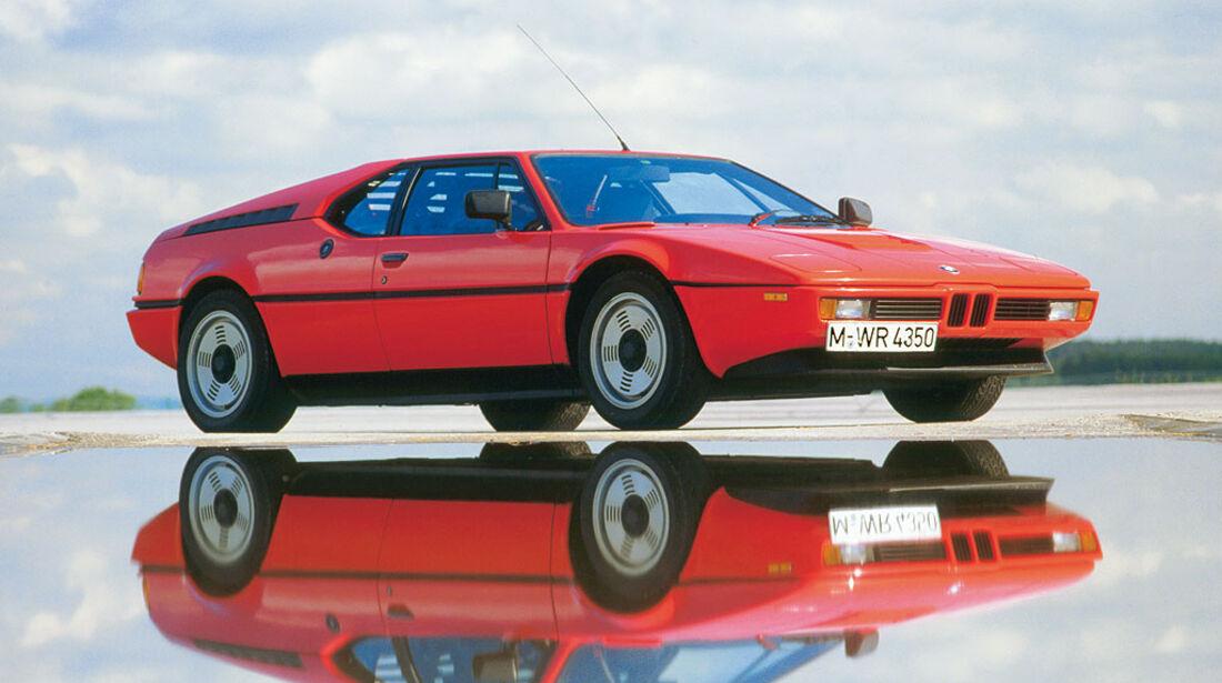 BMW M1 Baujahr 1979