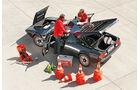 BMW M1, Draufsicht