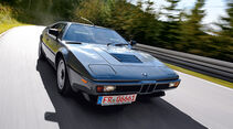 BMW M1, Front