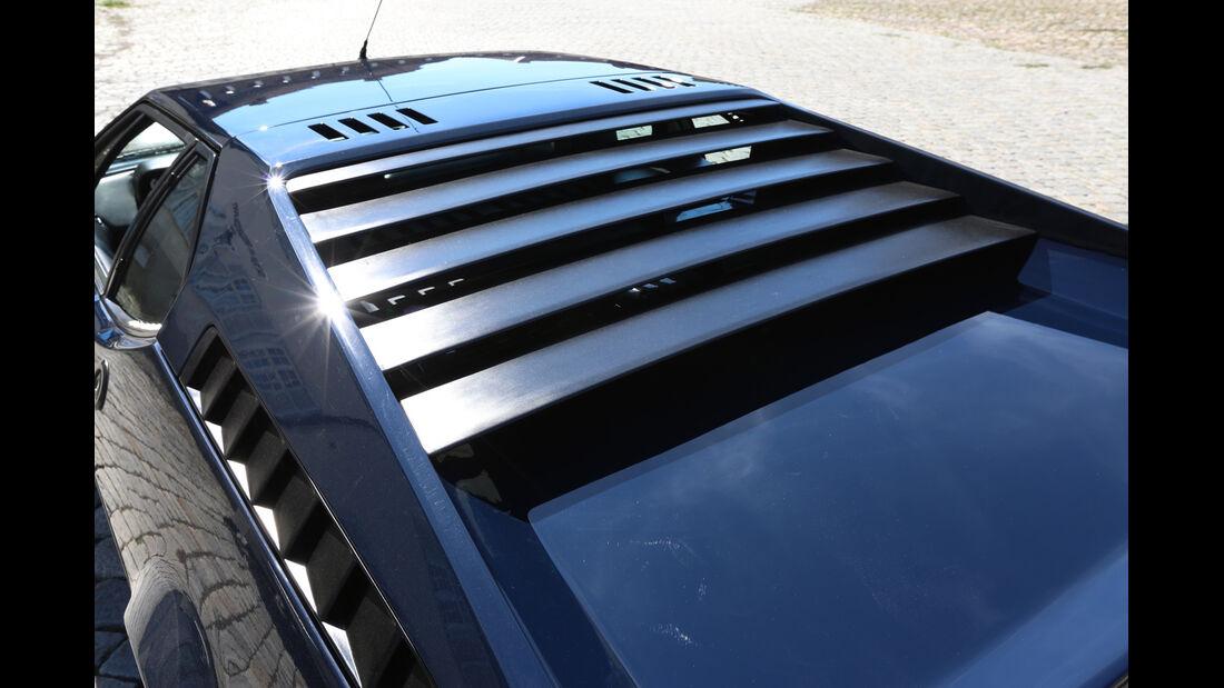 BMW M1, Jalosie