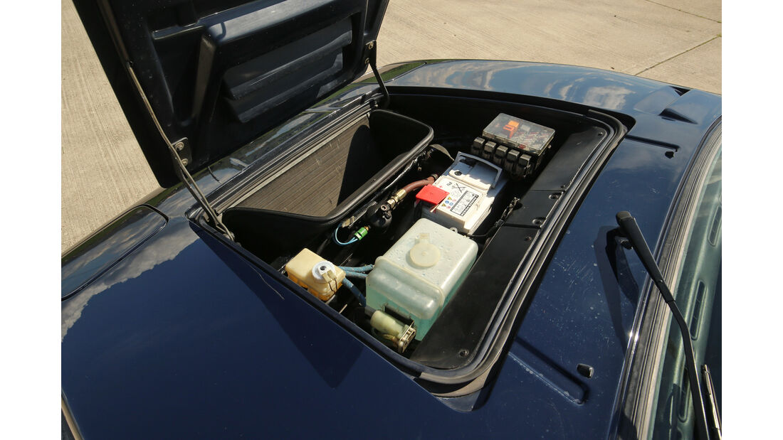 BMW M1, Kühlflüssigkeiten