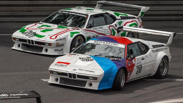 BMW M1 Procar Revival - Norisring 2019