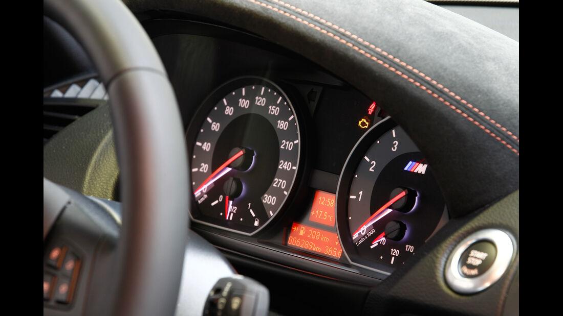 BMW M1, Rundelemente