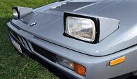 BMW M1, Scheinwerfer, Detail