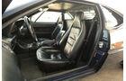 BMW M1, Sitze