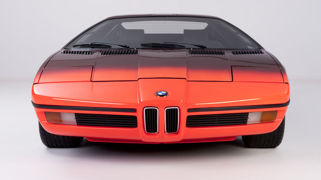 BMW M1 Turbo Concept
