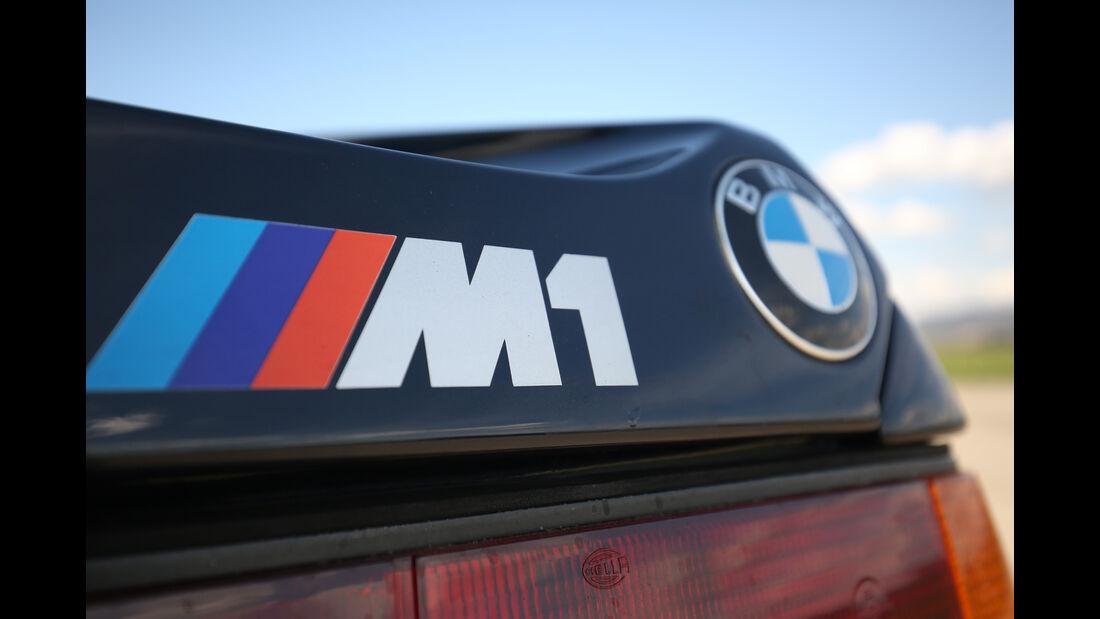 BMW M1, Typenbezeichnung