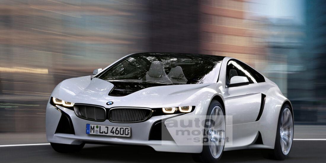 BMW M1 Vision