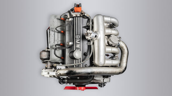 BMW M121 - Turbomotor - BMW 2002 TI (1969)