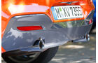 BMW M135i, Auspuff, Endrohre