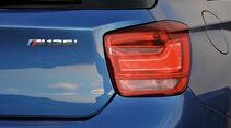 BMW M135i Dreitürer, Heck