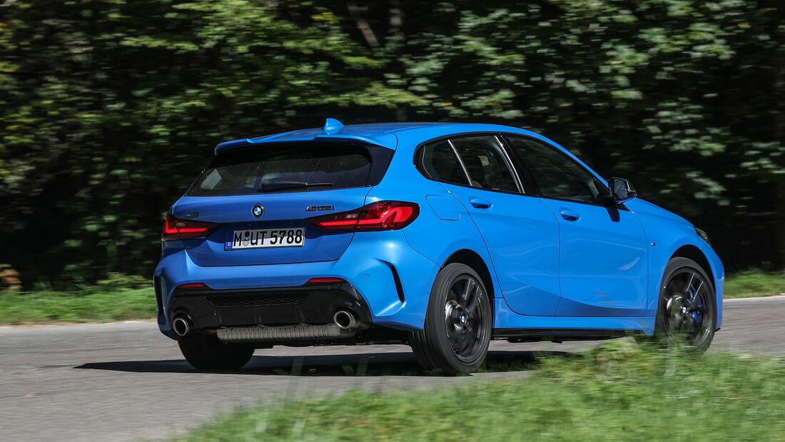 BMW M135i, Exterieur