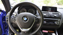 BMW M135i, Innenraum-Check, Cockpit