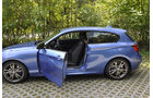 BMW M135i, Innenraum-Check, Fond