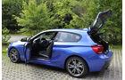 BMW M135i, Innenraum-Check