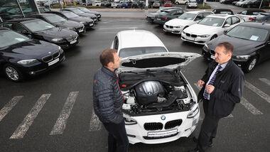 BMW M135i, Motor