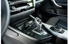 BMW M135i, Schalthebel