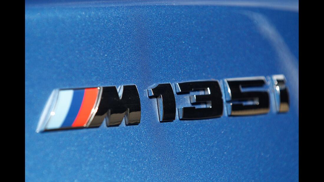 BMW M135i, Typenbezeichnung