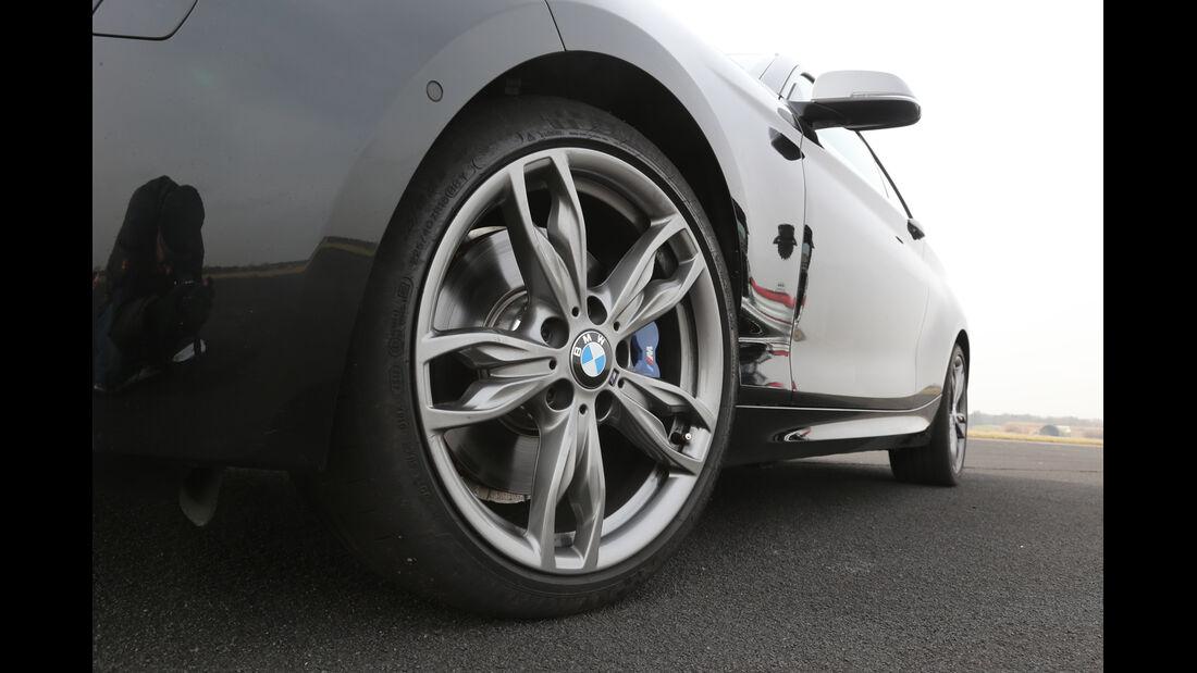 BMW M135i x-Drive, Rad, Felge