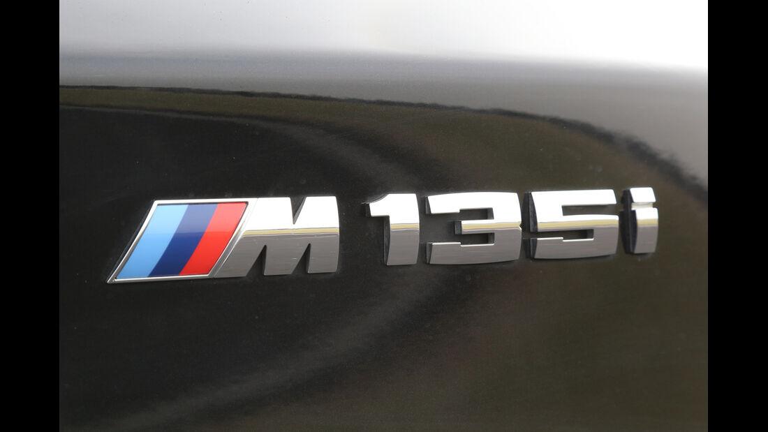 BMW M135i x-Drive, Typenbezeichnung