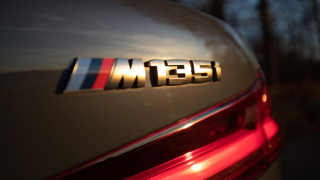 BMW M135i xDrive, Exterieur