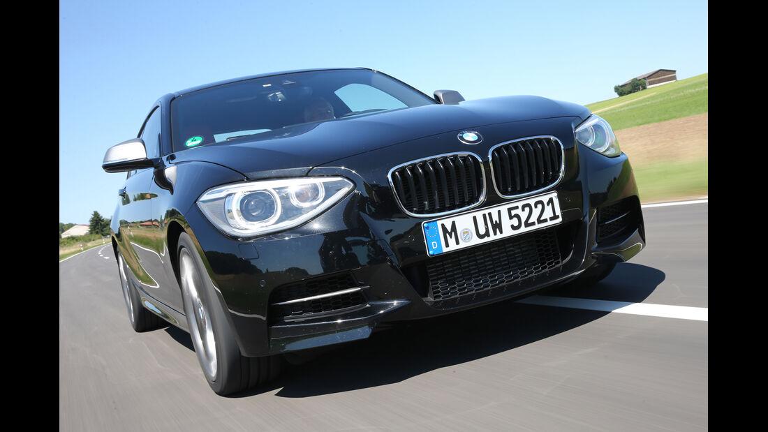 BMW M135i xDrive, Frontansicht