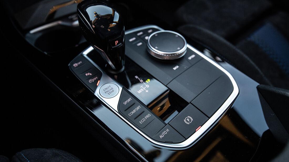 BMW M135i xDrive, Interieur