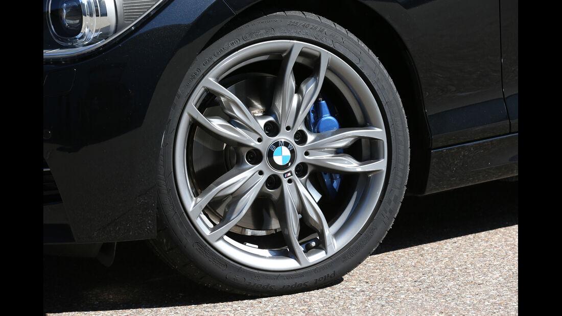 BMW M135i xDrive, Rad, Felge