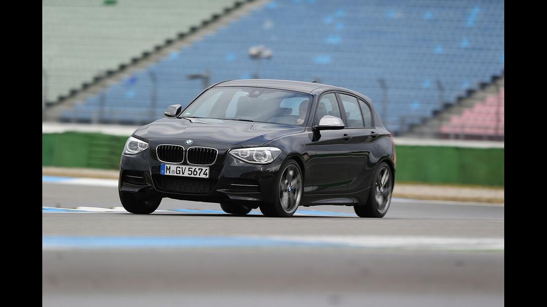 BMW M135i xDrive, Vergleichstest, spa 04/2014, Heftvorschau
