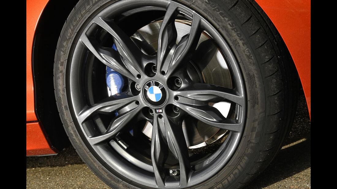 BMW M140i, Felge