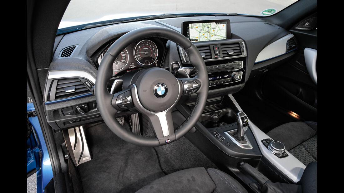 BMW M140i xDrive, Cockpit