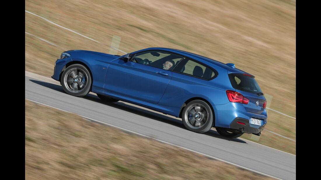 BMW M140i xDrive, Seitenansicht