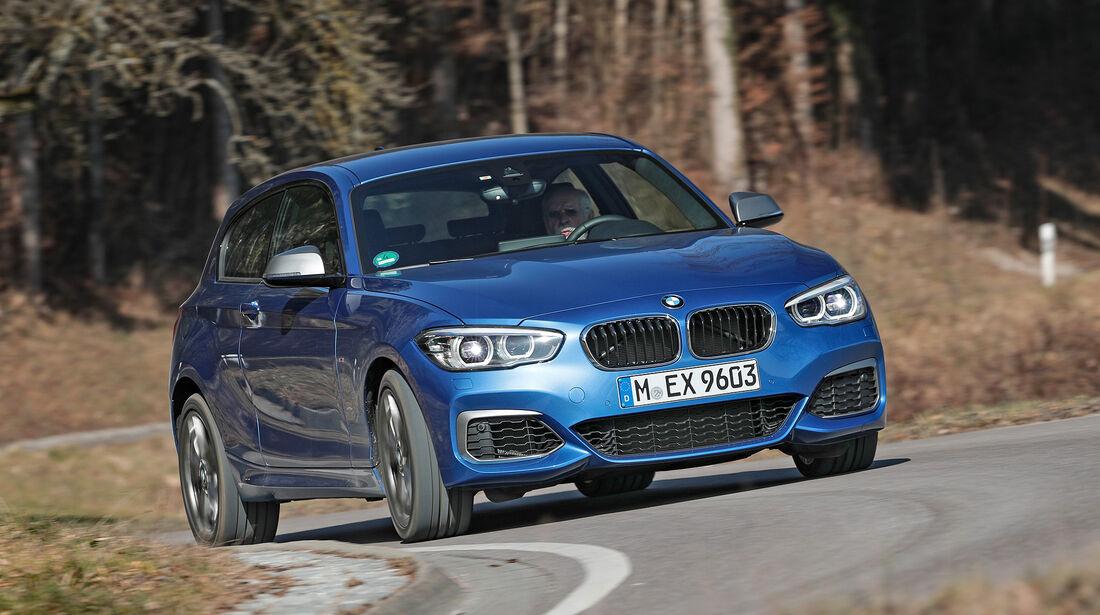 BMW M140i xDrive - Serie - Kompaktwagen ueber 35000 Euro - sport auto Award 2019