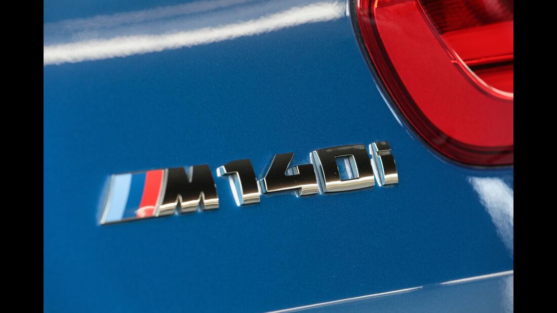 BMW M140i xDrive, Typenbezeichnung