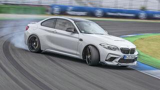 BMW M2 CS, Exterieur