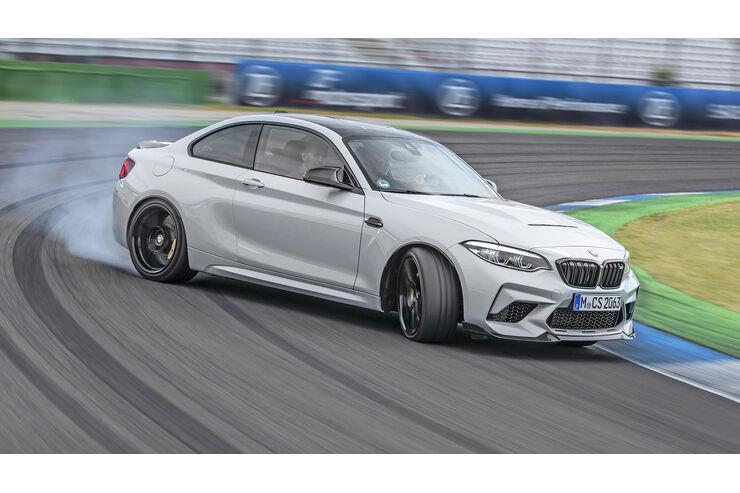 Bmw M2 Cs Im Test Auto Motor Und Sport