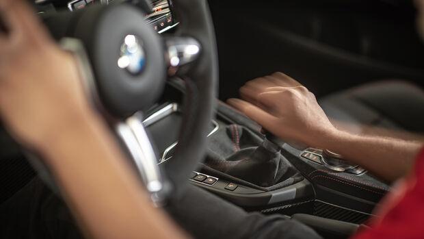 BMW M2 CS, Interieur