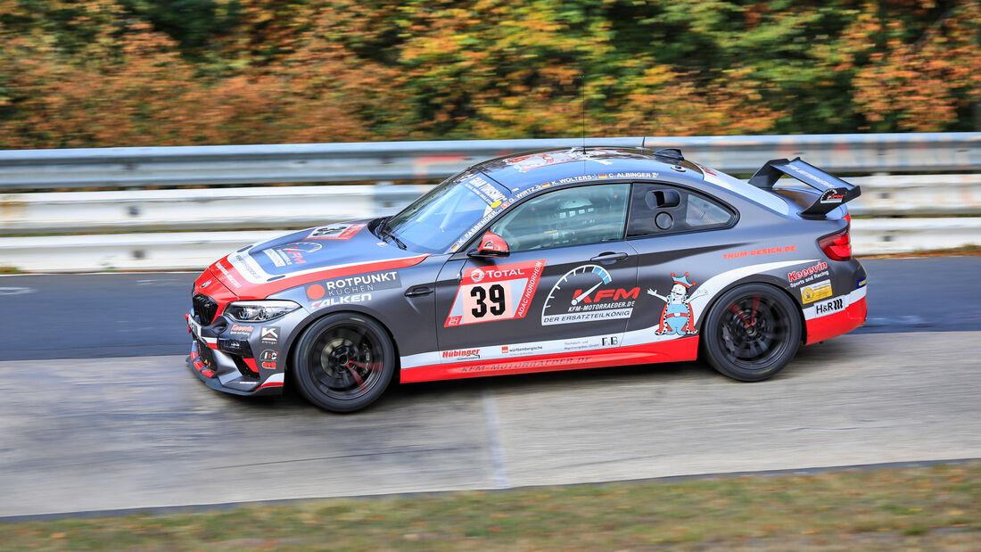 BMW M2 CS - MSC Wahlscheid e.V./Keeevin Sports & Racing - Startnummer #39 - Klasse: BMW M2 CS Racing - 24h-Rennen - Nürburgring - Nordschleife - 24. bis 27. September 2020