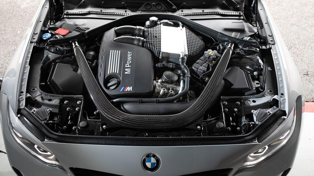BMW M2 CS, Motor