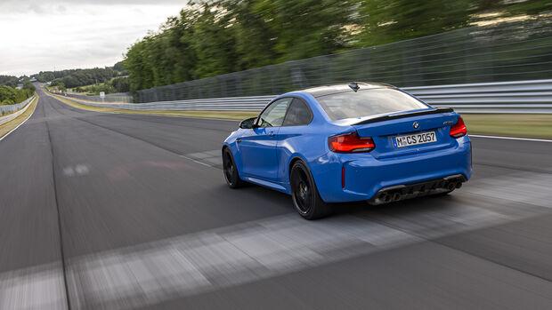BMW M2 CS, Nürburgring