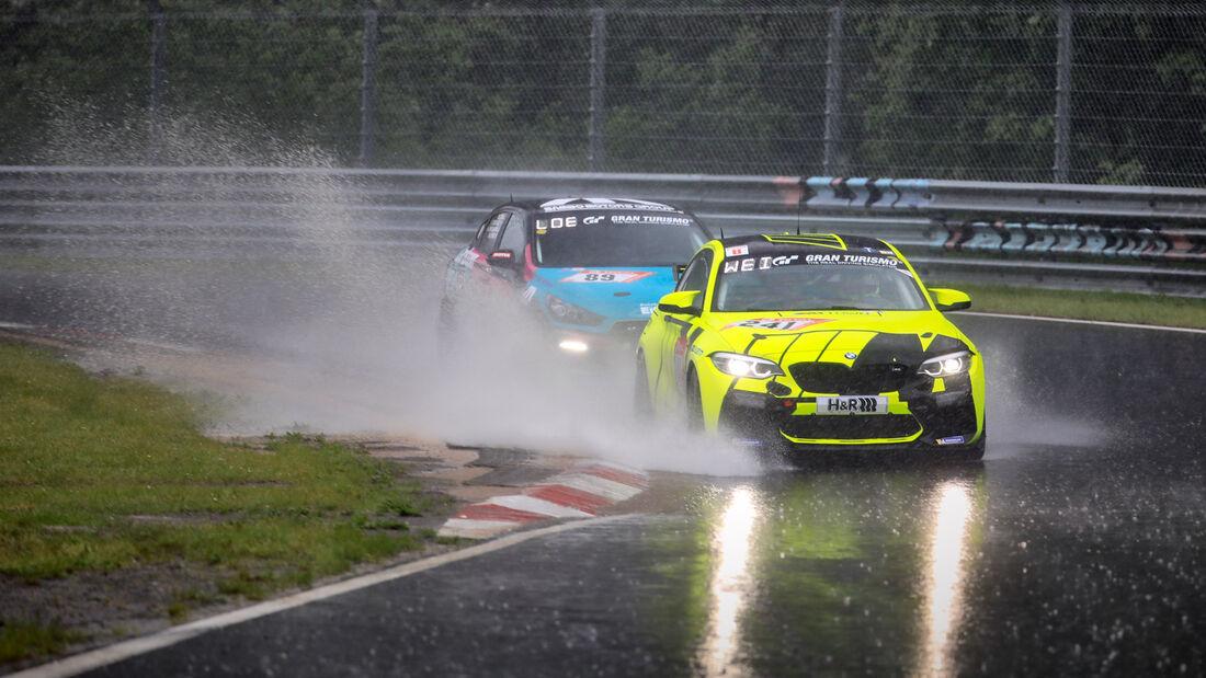 BMW M2 CS Racing - Adrenalin Motorsport - Startnummer #241 - 24h-Rennen Nürburgring - Nürburgring-Nordschleife - 5. Juni 2021