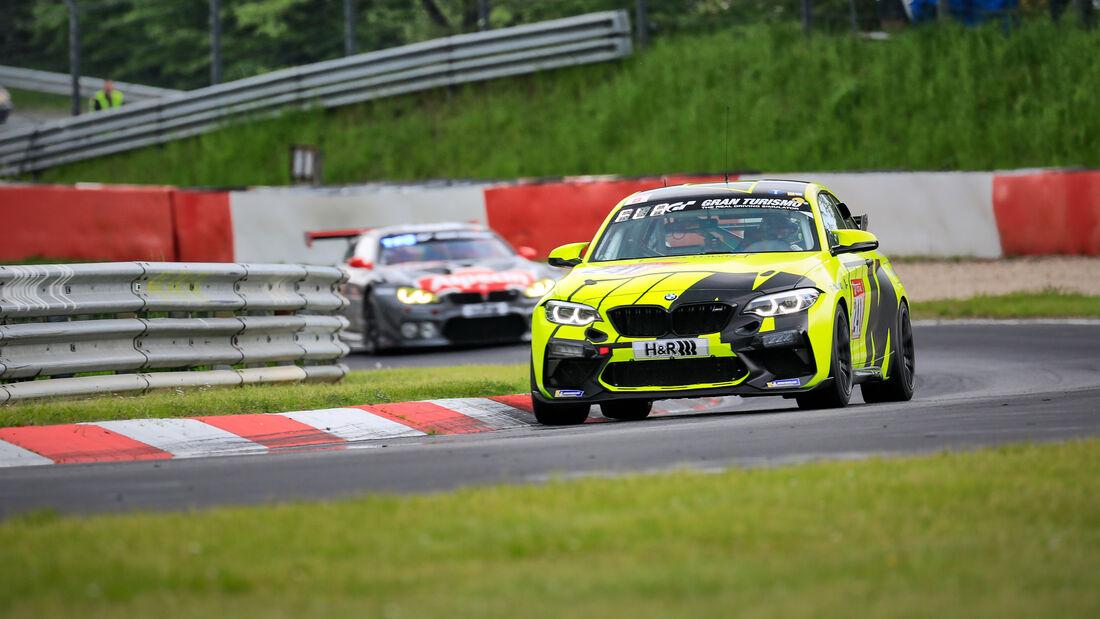 BMW M2 CS Racing - Adrenalin Motorsport Team Alzner Automotive - Startnummer #241 - Klasse: Cup 5 - 24h-Rennen - Nürburgring - Nordschleife - 03. - 06. Juni 2021