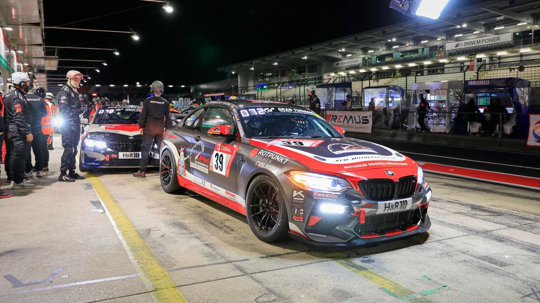 BMW M2 CS Racing - MSC Wahlscheid e.V. - Startnummer #39 - 24h-Rennen - Nürburgring - Nordschleife - Donnerstag - 24. September 2020